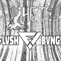 Yheti at FLVSH BVNG Art &amp Music Showcase Vol. 5