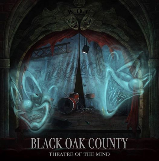 Black Oak County - Release  Support Little Johnny Walker