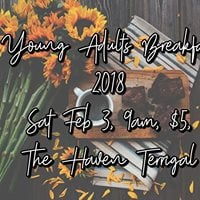 Young Adults Breakfast 2018