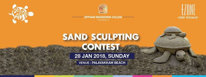 Sand Sculpting Contest 18