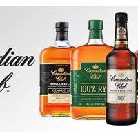 Whisky Night Canadian Club Whisky Masterclass