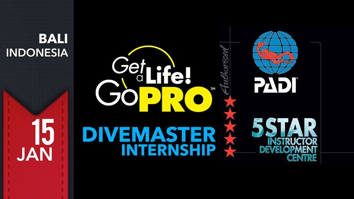 PADI Divemaster Internship Program Intake 1
