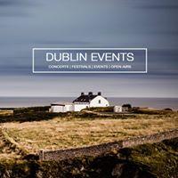 Dublin Events, Concerts & Parties