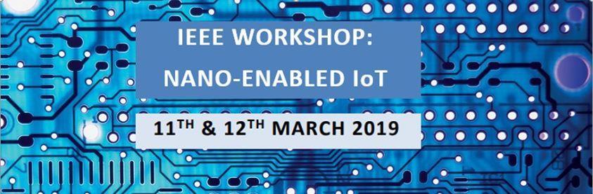 IEEE Workshop  Nano-enabled IoT