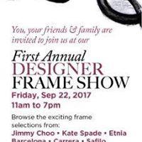 Designer Frame Show 2017