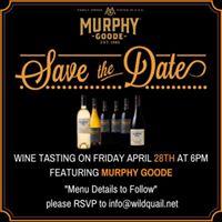 MURPHY GOODE WINE TASTING