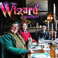 Wizard Academy Experience at Leighton Hall