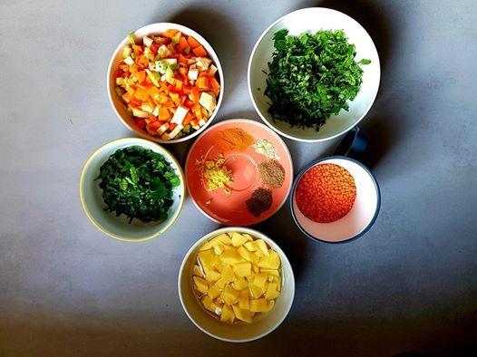 Einsteigerkurs ayurvedisch leicht gekocht fr den Alltag