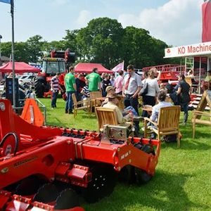 KO Machines Ltd At Staffordshire County Show 2019