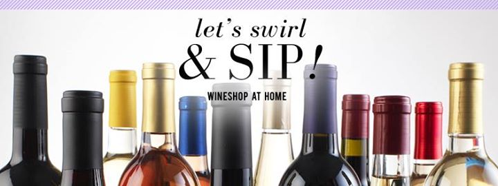 Wine shop at home launch tasting henrico county Shop at home