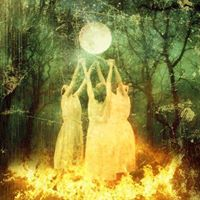 Full Moon Tea Ceremony and Womens Circle - Wolf Moon
