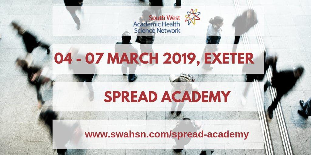 Spread Academy 2019