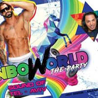 RainboWorld Sound Of Tel Aviv  13 juillet High club Nice