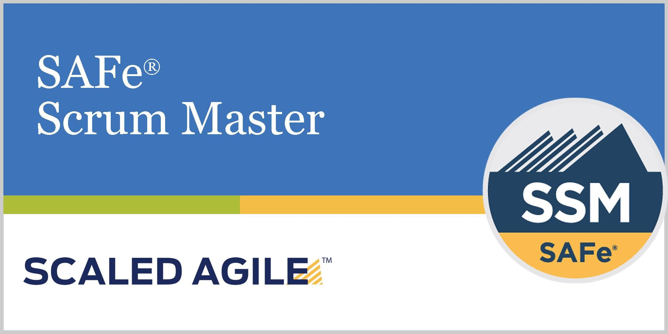 Scrum Master Training Ssm 45 Agile Certification Rosemont