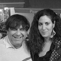 Moran Magal at iF Cafe feat Peter Gerends