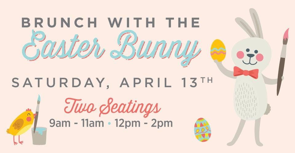 Aviator Sports Brunch With The Easter Bunny