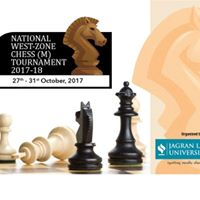 National West Zone Chess (M) Tournament 2017-18