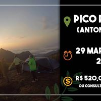 Pico Paran-trekking e acampamento