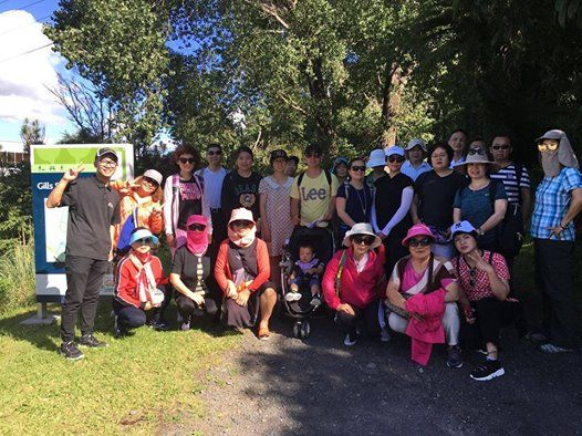 Walk With Us - Chinese group