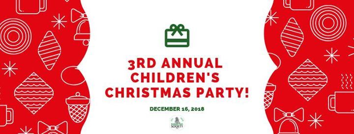 Chilrdrens Christmas Party