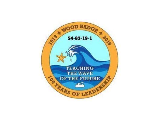 Spring Wood Badge Weekend 2