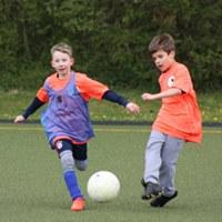 Erlebnispdagogisches Fuballcamp