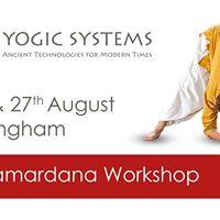 Master your Limbs - Angamardana (Birmingham)