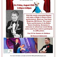 Magic &amp Dance Show at Howe Park Theater