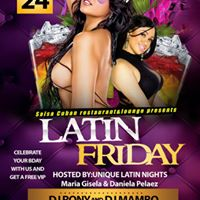 Latin Fridays at Salsa