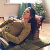 Restorative Yoga  Thai Massage