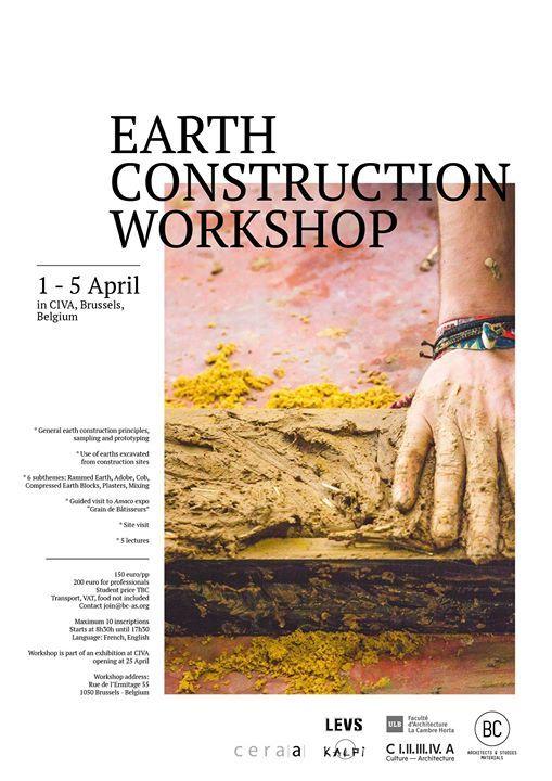 Earth Construction Workshop