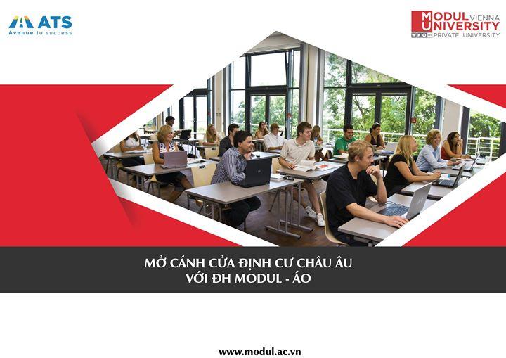 Tấm vé tiết kiệm vào châu Âu với đại học Modul Áo