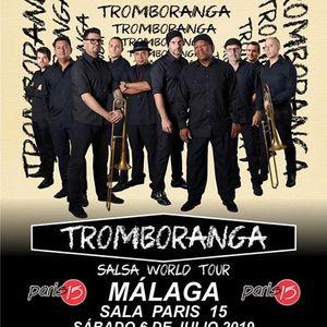 Tromboranga - Salsa World Tour -