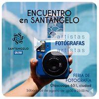 Feria de Fotografa  artistas Fotgrafas artistas