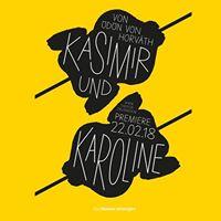 Premiere Kasimir und Karoline