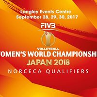Womens Senior Continental ChampionshipQualifier