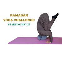 Ramadan Yoga Challenge In Dubai