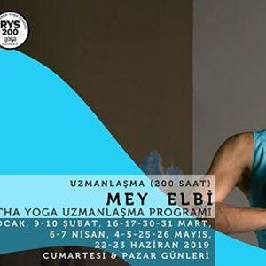 Mey Elbi Ile 200 Saat Githa Yoga Temel Uzmanlaşma Mindfulness At
