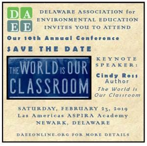 10th Annual DAEE Statewide Environmental Education Conference
