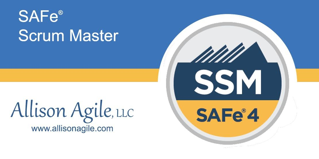 (WILL RUN) SAFe 4.5 Scrum Master Certification-Austin TX
