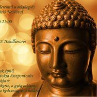 10milliszoros Teremt workshop s TeliHold meditci NoNval