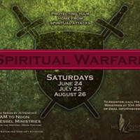 Spiritual Warfare - Protecting your home from spiritual attacks