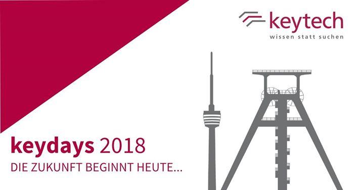 CADENAS als Aussteller bei den keydays 2018 Dortmund