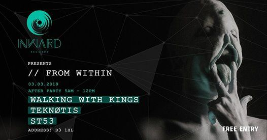 Inward Records Presents From Within