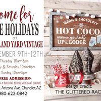 Highland Yard Presents - Home for the Holidays Winter Fest