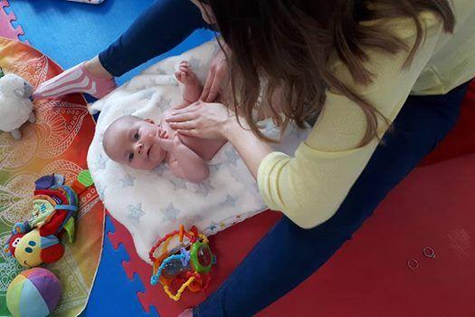 Happy Hatchlings 6 Week Infant Massage Course Knocknagoney