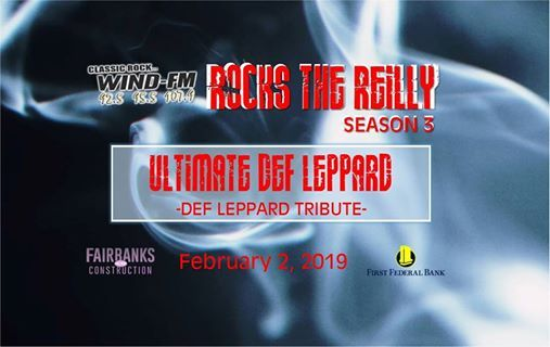 Ultimate Def Leppard tribute