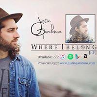 Justin Gambino - Where I Belong Tour (Renton WA)