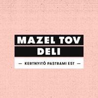 Mazel Tov Deli Kertnyit Pastrami Est - Chaplin eats pastrami