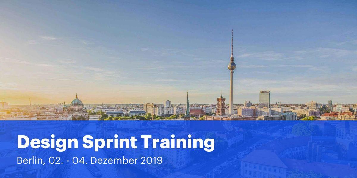 Certified Design Sprint Training Berlin (2 Tage)  Prototyping Workshop